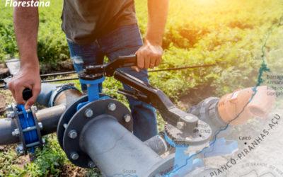 Florestana firma parceria com a Petrobras para projeto de irrigação no semi-árido brasileiro